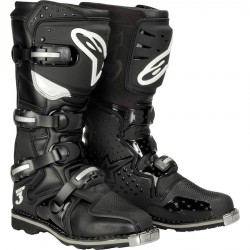 ALPINESTARS TECH 3 ALL TERRAIN - Negro