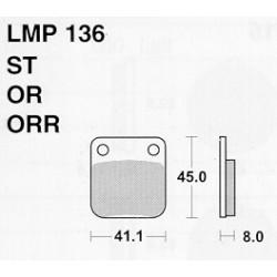 AP BRAKE PAD LMP136 - 999