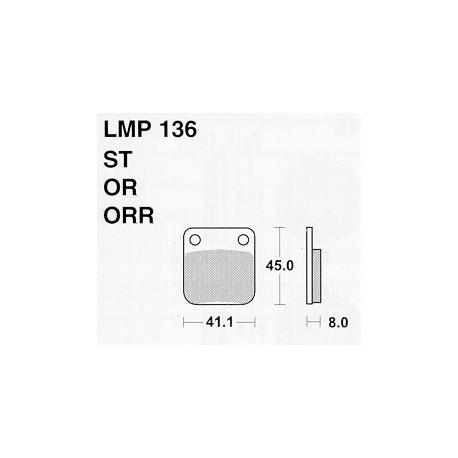 AP BRAKE PAD LMP136