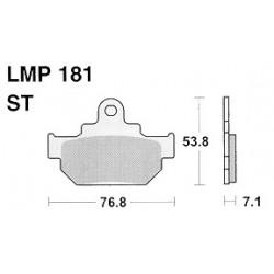 AP BRAKE PAD LMP181 - 999