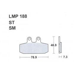 AP BRAKE PAD LMP188 - 999