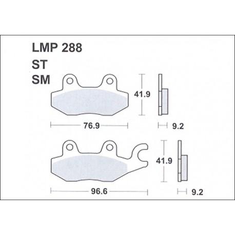 AP BRAKE PAD LMP288