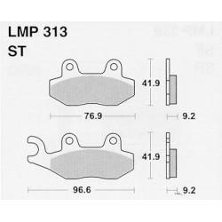AP BRAKE PAD LMP313 - 999