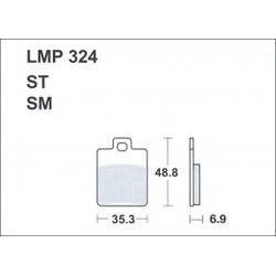 AP BRAKE PAD LMP324 - 999