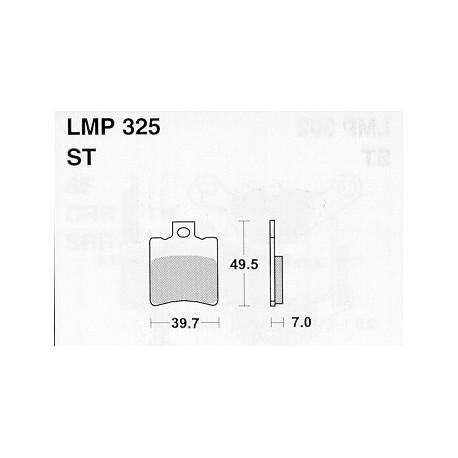 AP BRAKE PAD LMP325