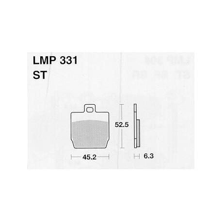 AP BRAKE PAD LMP331