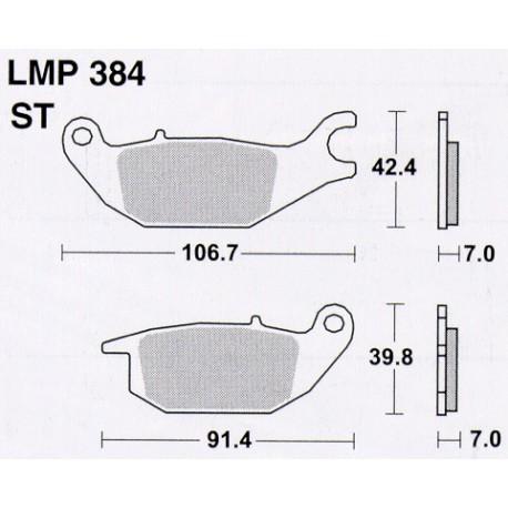 AP BRAKE PAD LMP384