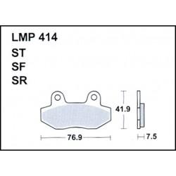 AP BRAKE PAD LMP414 - 999