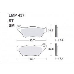 AP BRAKE PAD LMP437 - 999