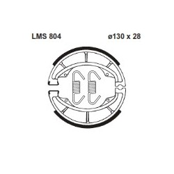 AP BRAKE SHOE LMS804 - 999