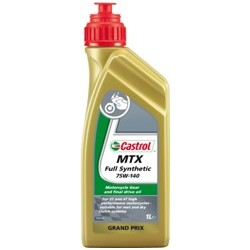 CASTROL MTX 75W140 1L 100% SYNTHETIC - 999