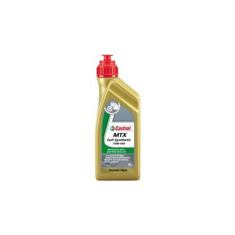 CASTROL MTX 75W140 1L 100% SYNTHETIC