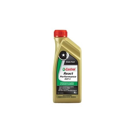 CASTROL REACT PERFORMANCE DOT4 0,5L