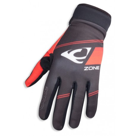 CLICE ZONE TRIAL GLOVES 2015 RED/ BLACK