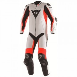 DAINESE D-AIR MISANO AIRBAG LEATHER SUIT - U25