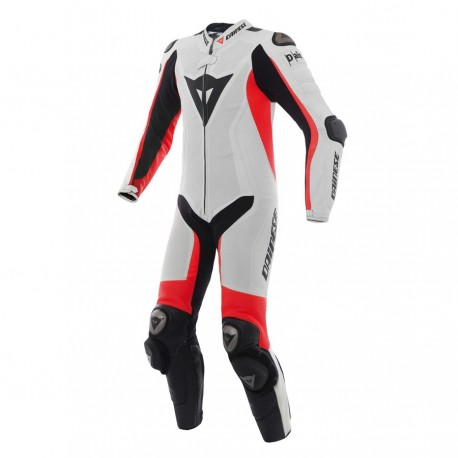 DAINESE D-AIR MISANO PERF. AIRBAG LEATHER SUIT