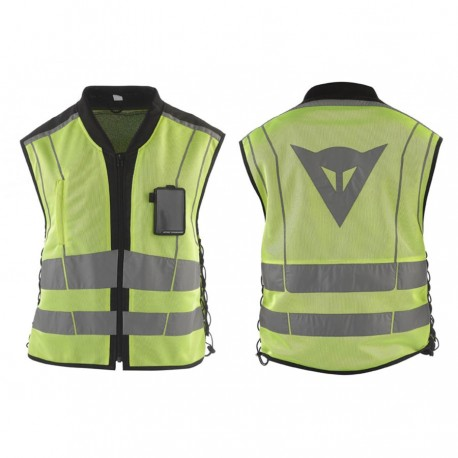 DAINESE GILET HIGH VISIBILITY PRO