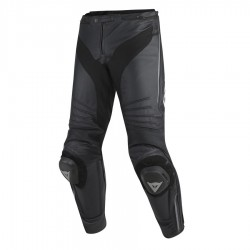 DAINESE MISANO PERFORATED - Black / Anthracite gray