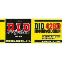 DID CHAIN 428D X 142 RB - 999