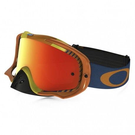 OAKLEY CROWBAR Mx BIOHAZARD IRID.