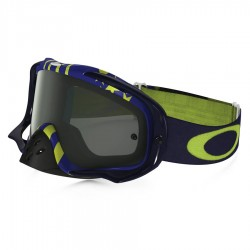 OAKLEY CROWBAR Mx FLIGHT SERIES SUNDAY PUNCHERS DARK GREY - SPD