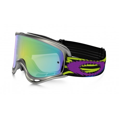 OAKLEY XS O-FRAME TROY LEE DESIGN ZAP