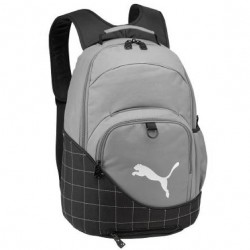 PUMA BACKPACK MOTORSPORTS RACE SUIT BLACK PUMA RED - BSG