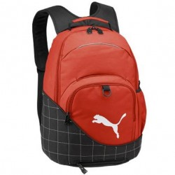 PUMA BACKPACK MOTORSPORTS RACE SUIT BLACK PUMA RED - BPR