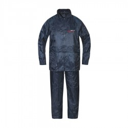 ROCCO LINE TWO PIECES RAIN SUIT - Black