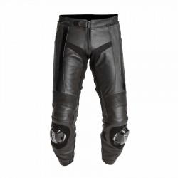 RST BLADE LTHR PANTS - Negro