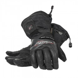 RST TERMOTECH HEATED WP GLOVES - Negro