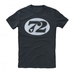 T-SHIRT NUMBER 72 - R96
