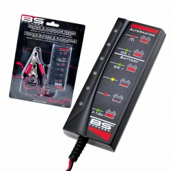 VICMA TESTER BATERIA BS CHARGER BT-02 - 999
