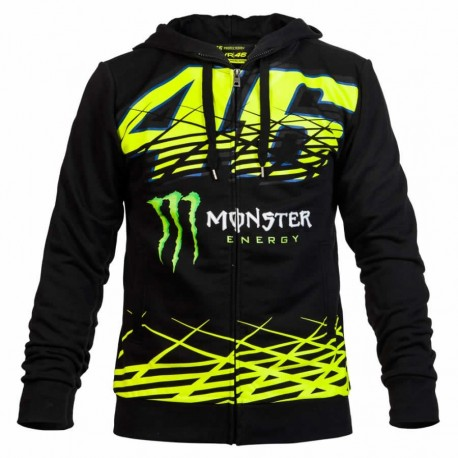 VR MONSTER FLEECE MAN 217104