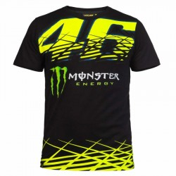 VR MONSTER T-SHIRT MAN 216804 - Negro