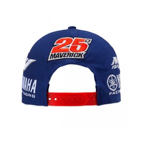 VR46 17 CAP YAMAHA VINALES MAN 276503