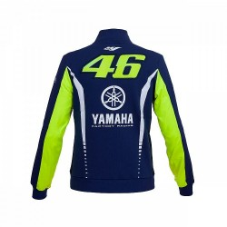 VR46 17 FLEECE YAMAHA VR WOMAN 272409 - BYA
