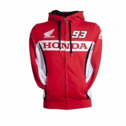VR46 HONDA MARQUEZ FLEECE 149007 - RED