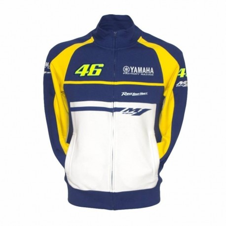 VR46 ROSSI YAMAHA FLEECE 165509