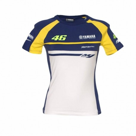 VR46 ROSSI YAMAHA SHIRT WOMAN 165809