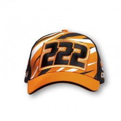 VR46 TONY CAIROLI CAP MAN ORANGE - ORA