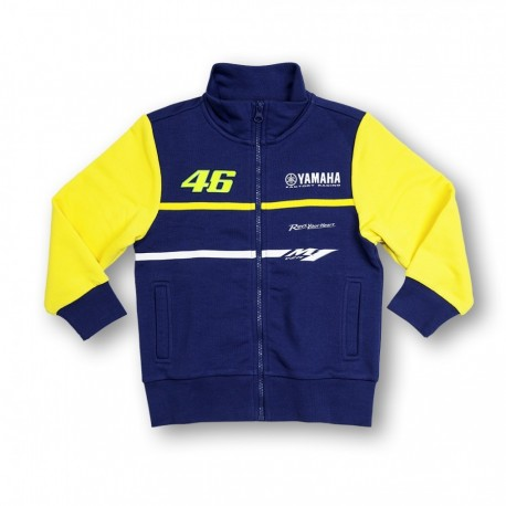 VR46 YAMAHA FLEECE KID 166209