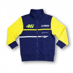 VR46 YAMAHA FLEECE KID 166309 - 70
