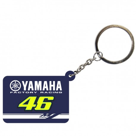VR46 YAMAHA KEYRING