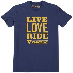 DAINESE RIDERS MANTRA T-SHIRT