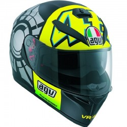 AGV K-3 SV WINTER TEST 2012 - 999