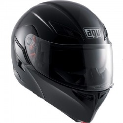 AGV COMPACT SOLID - Negro