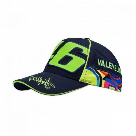 VR46 17 CAP VALENTINO ROSSI MAN 262802