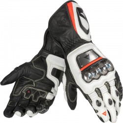 DAINESE FULL METAL RS - NEGRO / BLANCO / NEON-RED