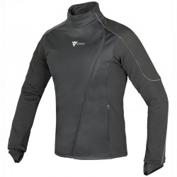 DAINESE D-MANTLE FLEECE WS - Negro / Gris antracita